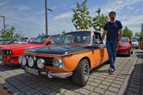 WHEELS & WEISSWÜRSCHT  A CLASSIC VEHICLE GET-TOGETHER AT BMW