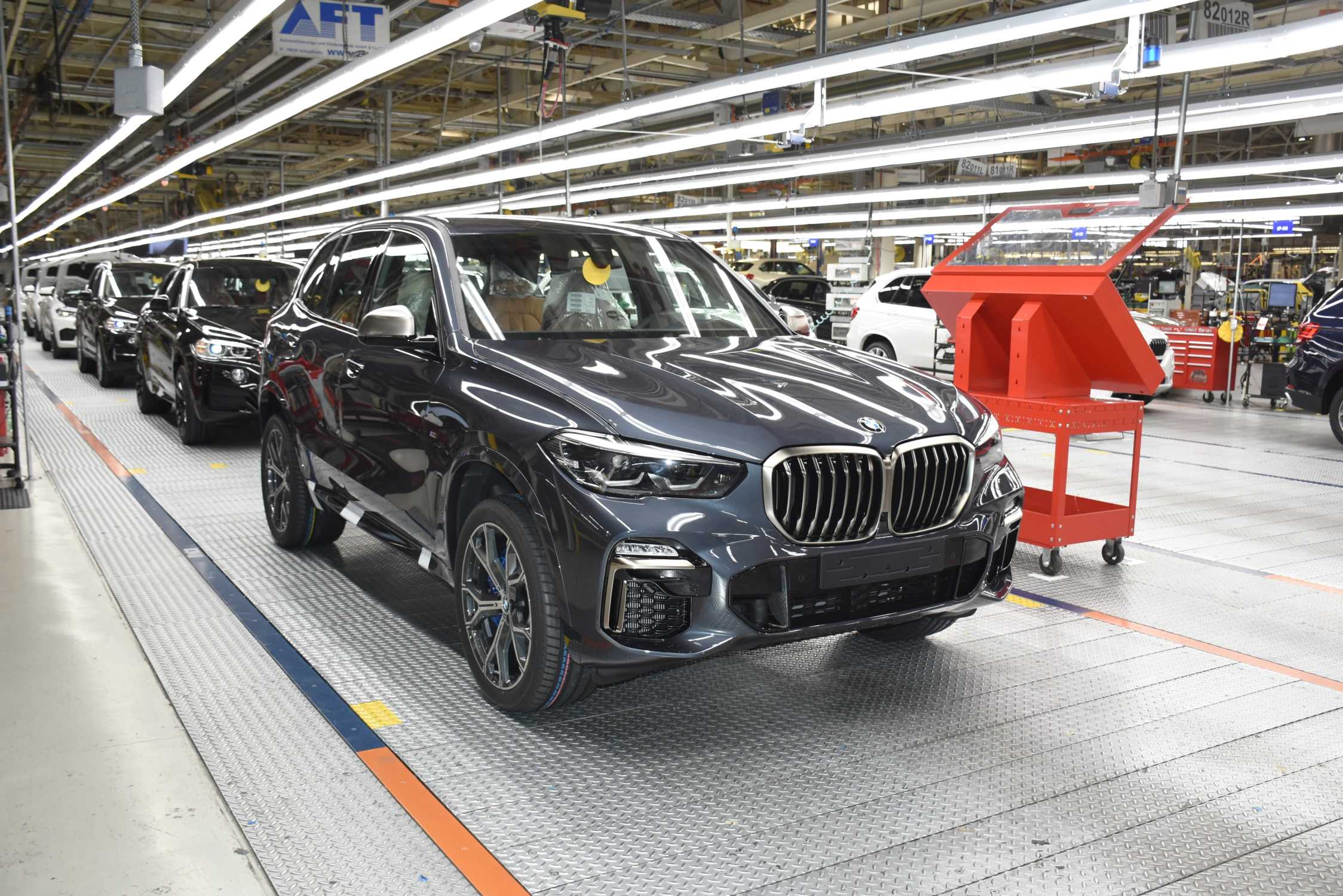 South Sound BMW >> Homecoming: BMW Plant Spartanburg making final ...