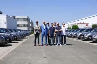 101 MINIs for AUSY, a Randstad company (07/2018)