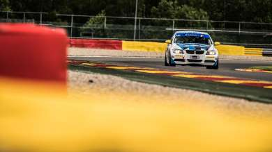 BMW Clubsport Trophy: Alexandru Cascatău will start in the 24h Zolder Race (08/2018)