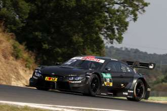 Vallelunga (ITA) 08th August 2018. BMW Motorsport, Testing, Alessandro Zanardi (ITA) BMW M4 DTM.