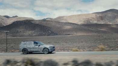 The First-Ever 2019 BMW X7 Sports Activity Vehicle