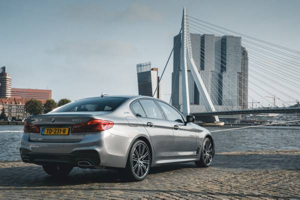 BMW530e Rotterdam (08/2018)
