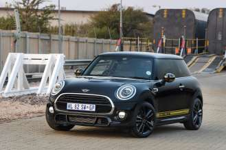 The MINI 1499 GT special edition debuts at 2018 South African Festival of Motoring.  (08/2018)