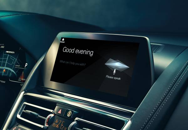 BMW Intelligent Personal Assistant. (09/2018)