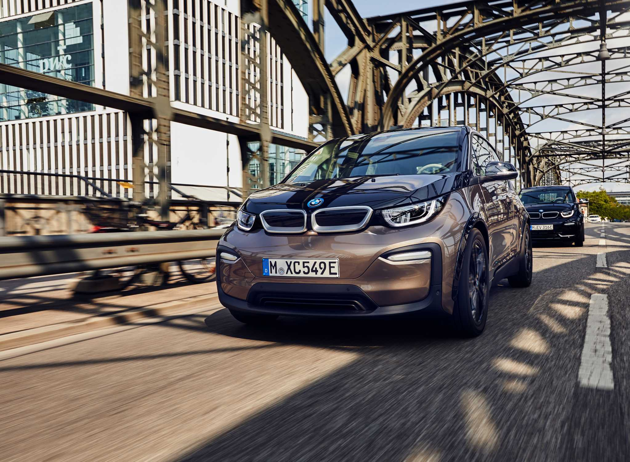 The New 2019 Bmw I3 120ah And I3s 120ah