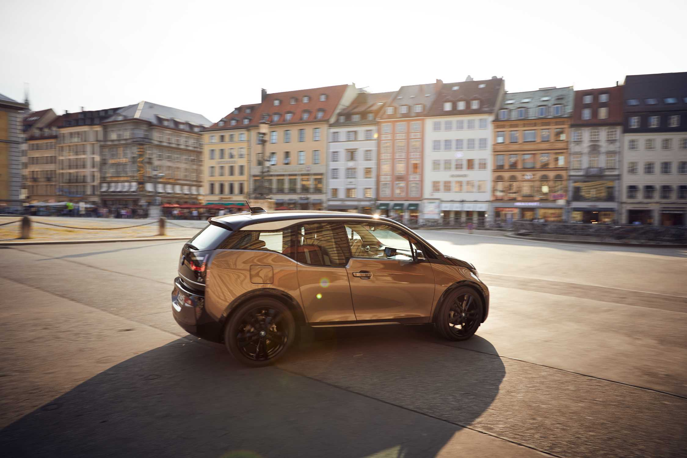 The All Electric Bmw I3 120ah