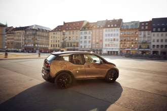 The BMW i3 (120 Ah) (09/2018).
