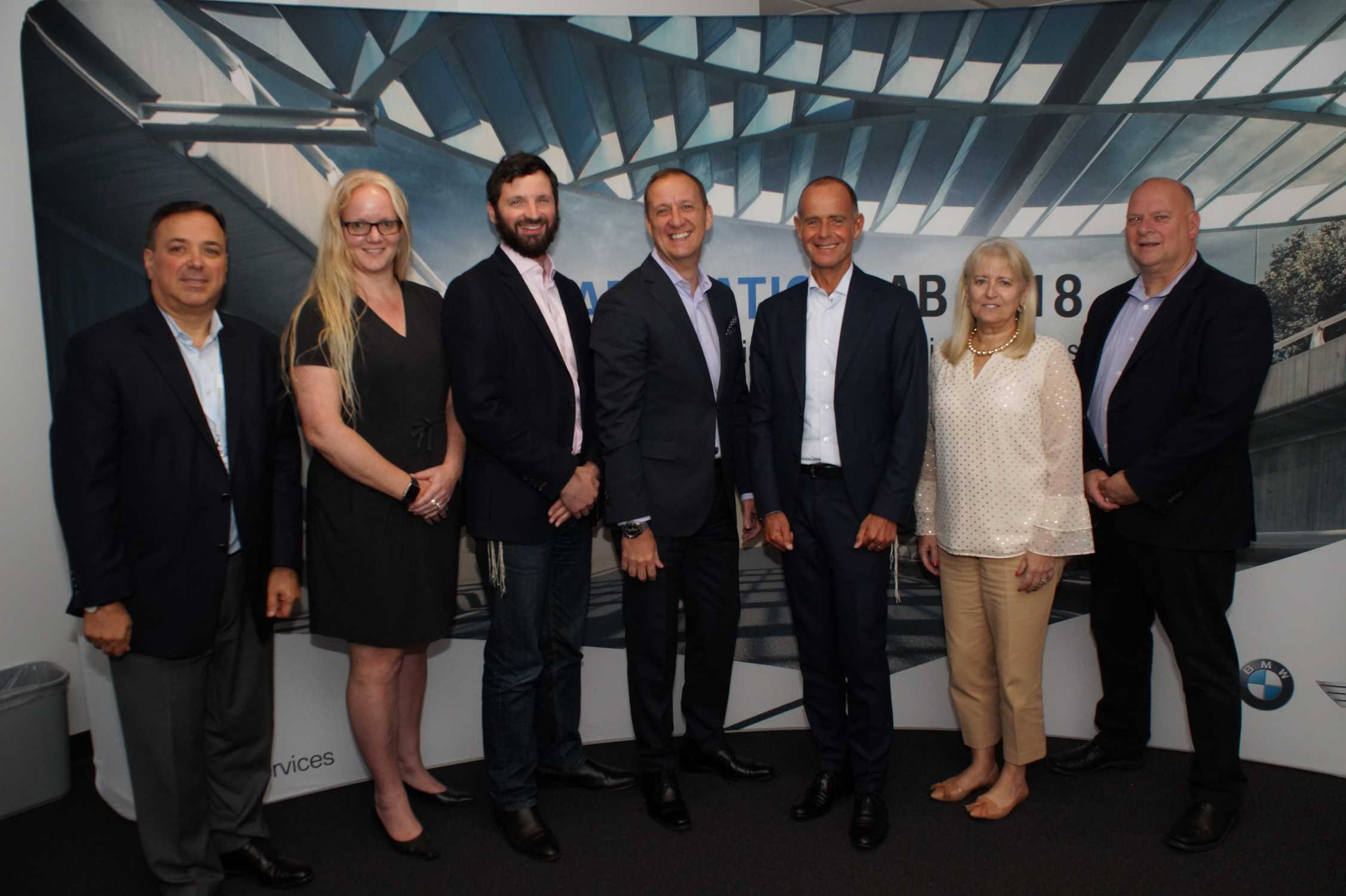 Bmw Group Financial Services Announces Six Startups Selected To Join First U S Collaboration Lab