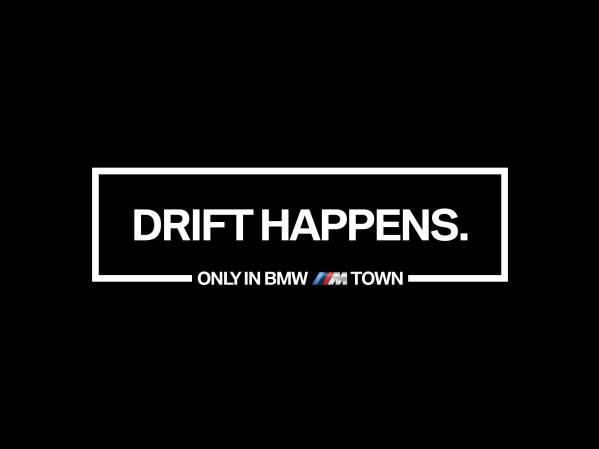 """""""Only in M Town"""" - Neue Digital-Kampagne für BMW M. (09/2018)"""