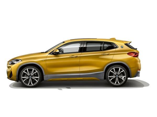 BMW X2 sDrive 20d (09/2018).