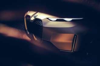 BMW Vision iNEXT - Exterieur. (09/2018)