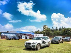 BMW xDrive Experience in Ranchi (09/2018)