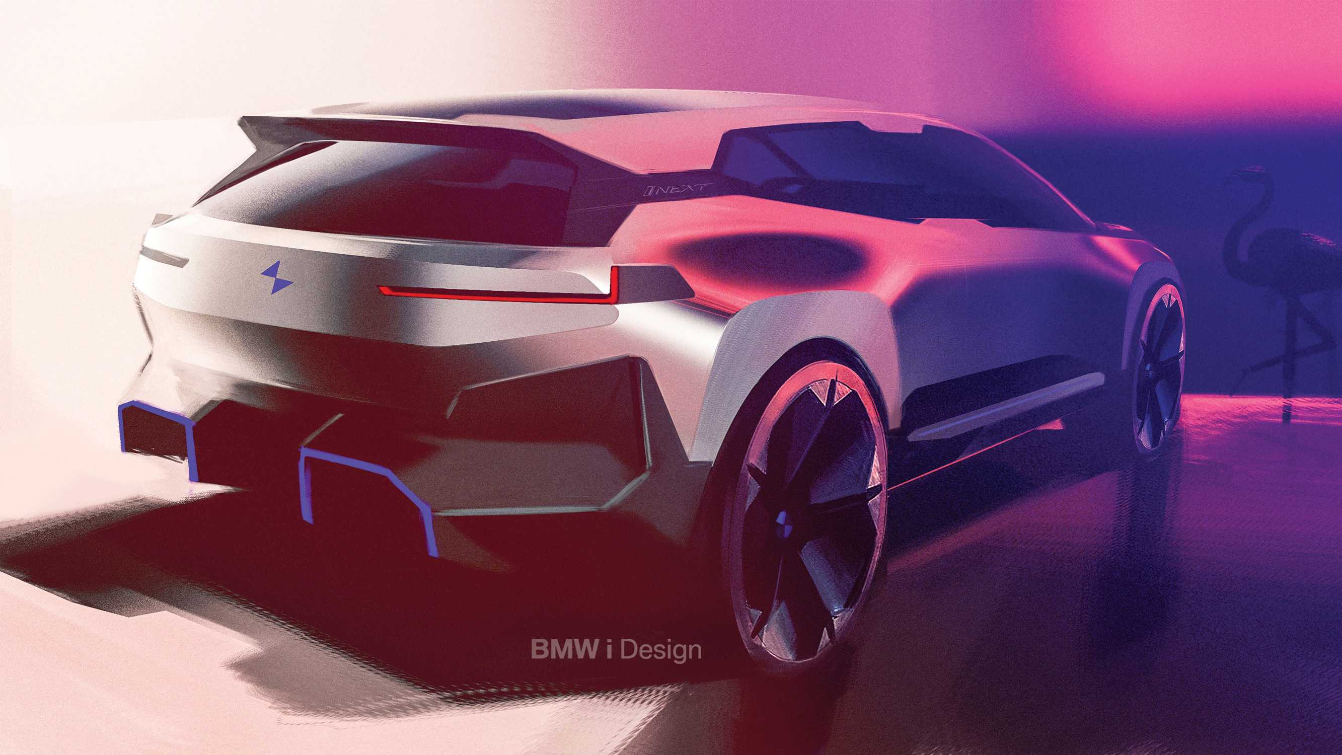 Bmw Vision Inext Design Sketches 09 2018