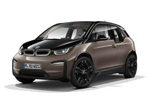 The new BMW i3 (120 Ah) (09/2018).