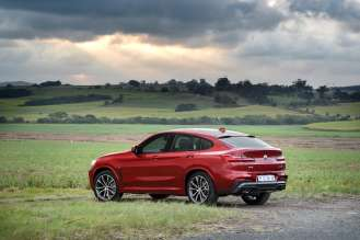The all-new BMW X4 now available in South Africa (09/2018)
