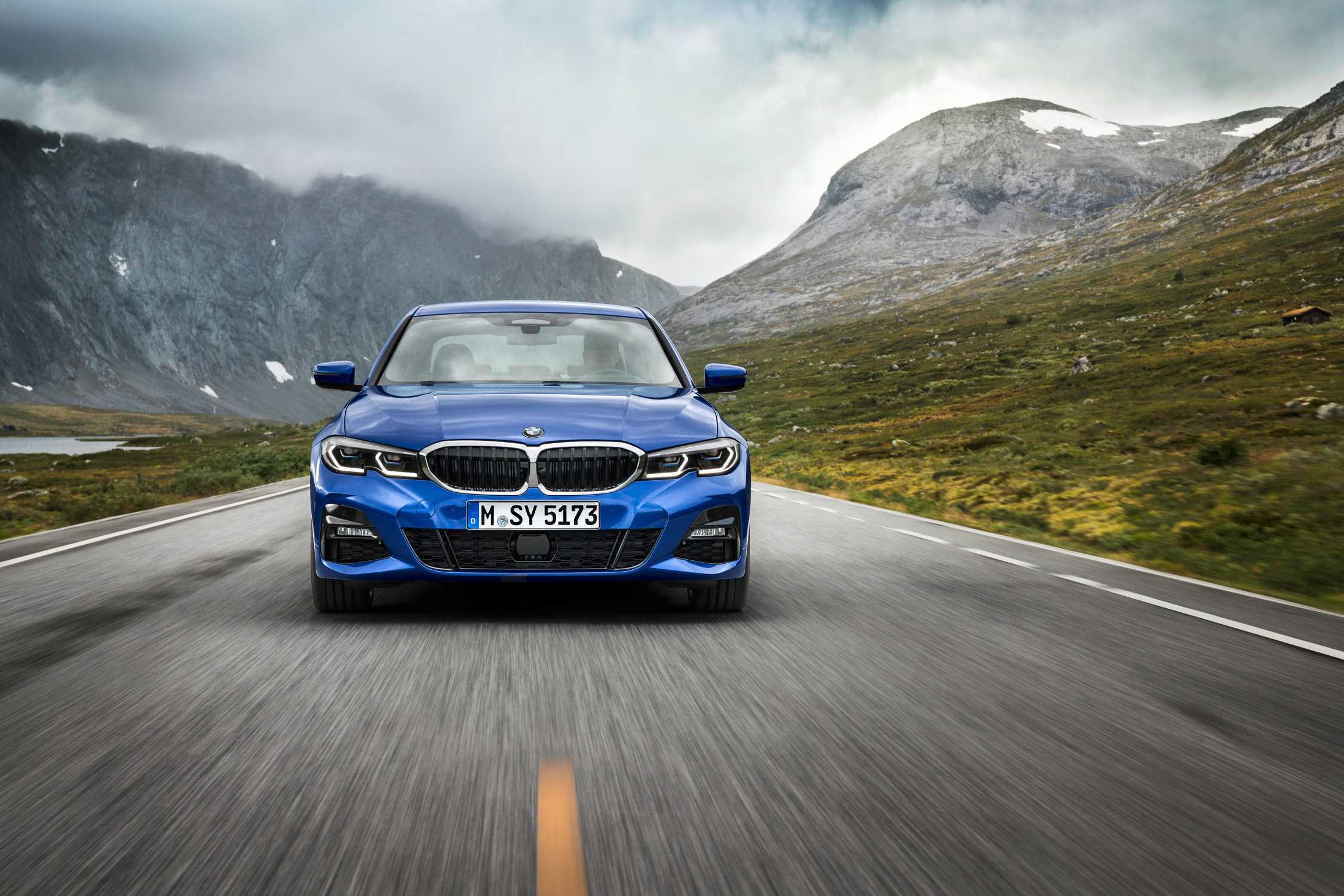 The All-New BMW 3 Series Sedan