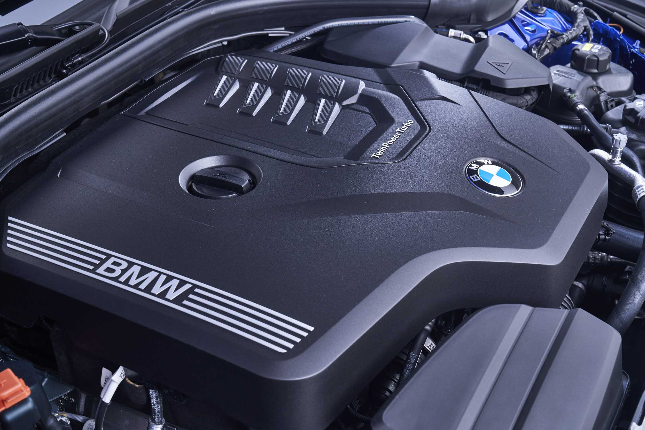 The all-new BMW 3 Series Sedan - BMW TwinPower Turbo four-cylinder