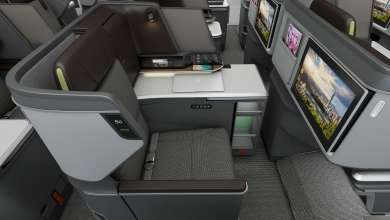 Designworks partners with EVA Air to create new business class seat (09/2018)