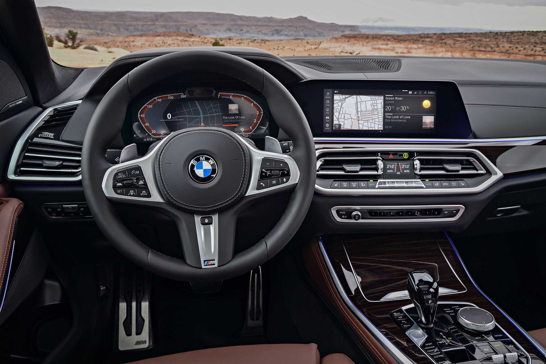 New Bmw Cockpit Is Digital Intelligent Perfectly Tuned
