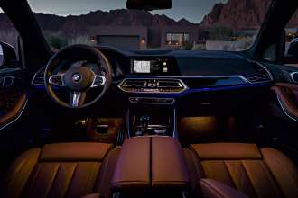 New BMW Cockpit is digital, intelligent, perfectly tuned to