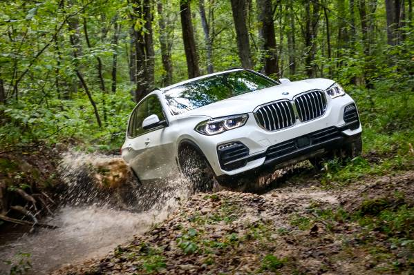 The new BMW X5 xDrive40i. (09/2018)