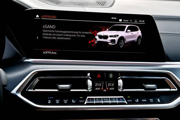The new BMW X5 xDrive30d. (09/2018)