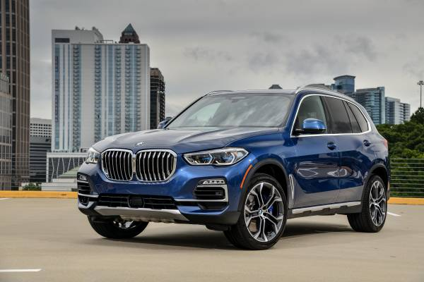 Bmw Group Canada Reports January 2019 Sales