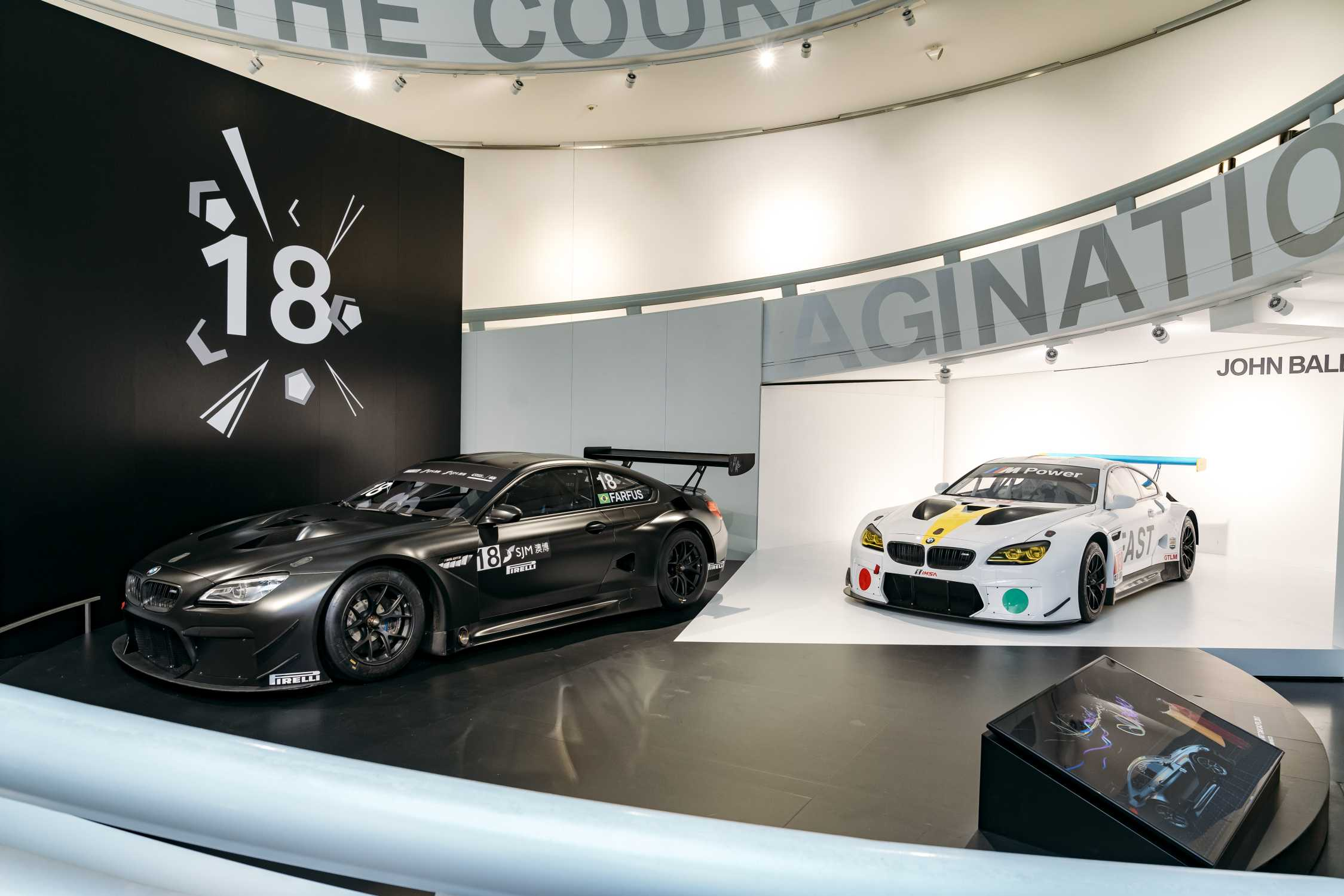Art Car Museum >> Special Exhibition At The Bmw Museum Bmw Art Cars How A