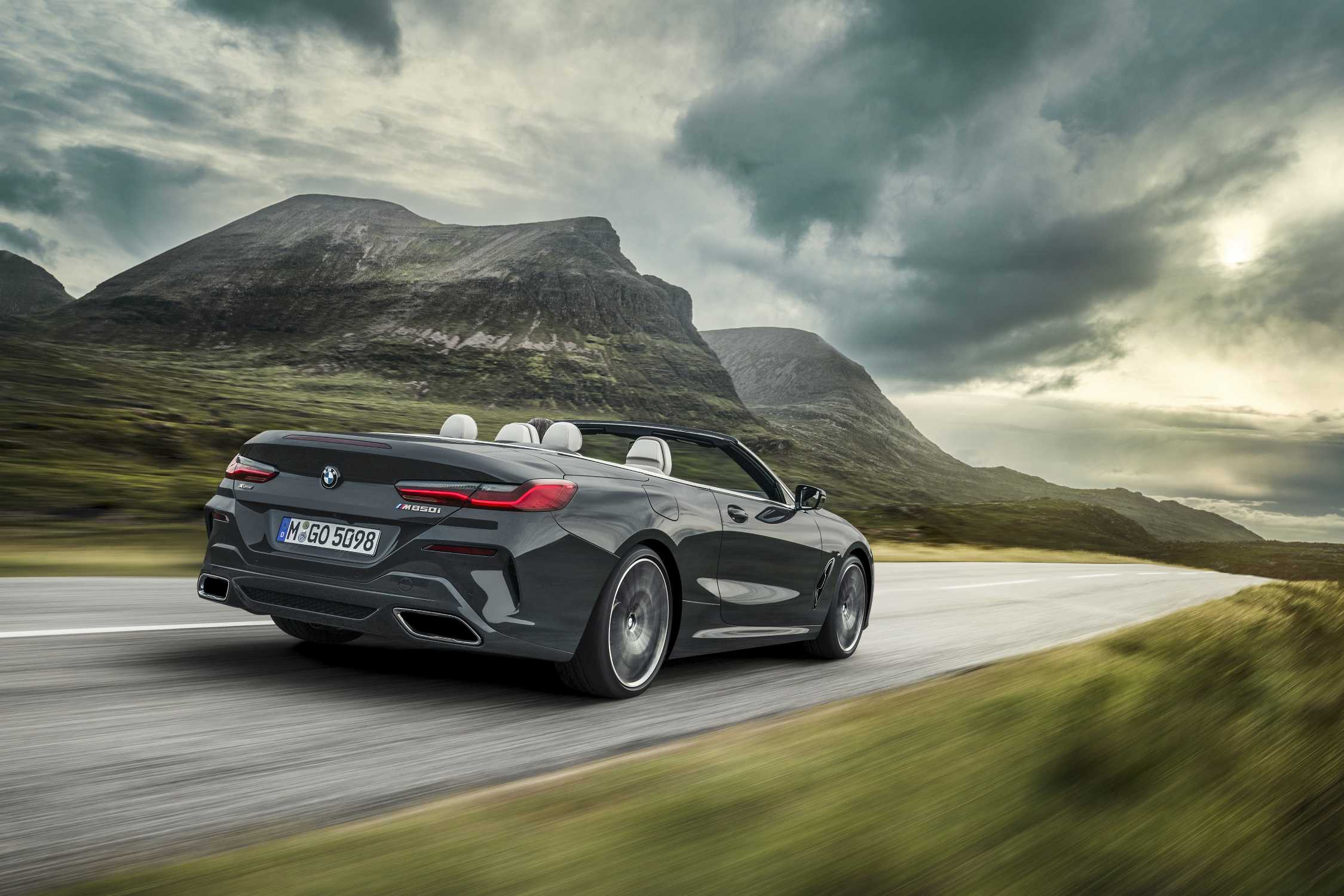 The First Ever 2019 Bmw 8 Series Convertible