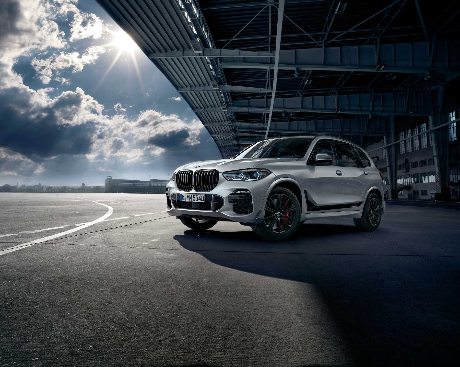 Nieuw The new BMW X5 with M Performance Parts. TR-76