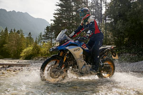 The new BMW F 850 GS Adventure. (11/2018)