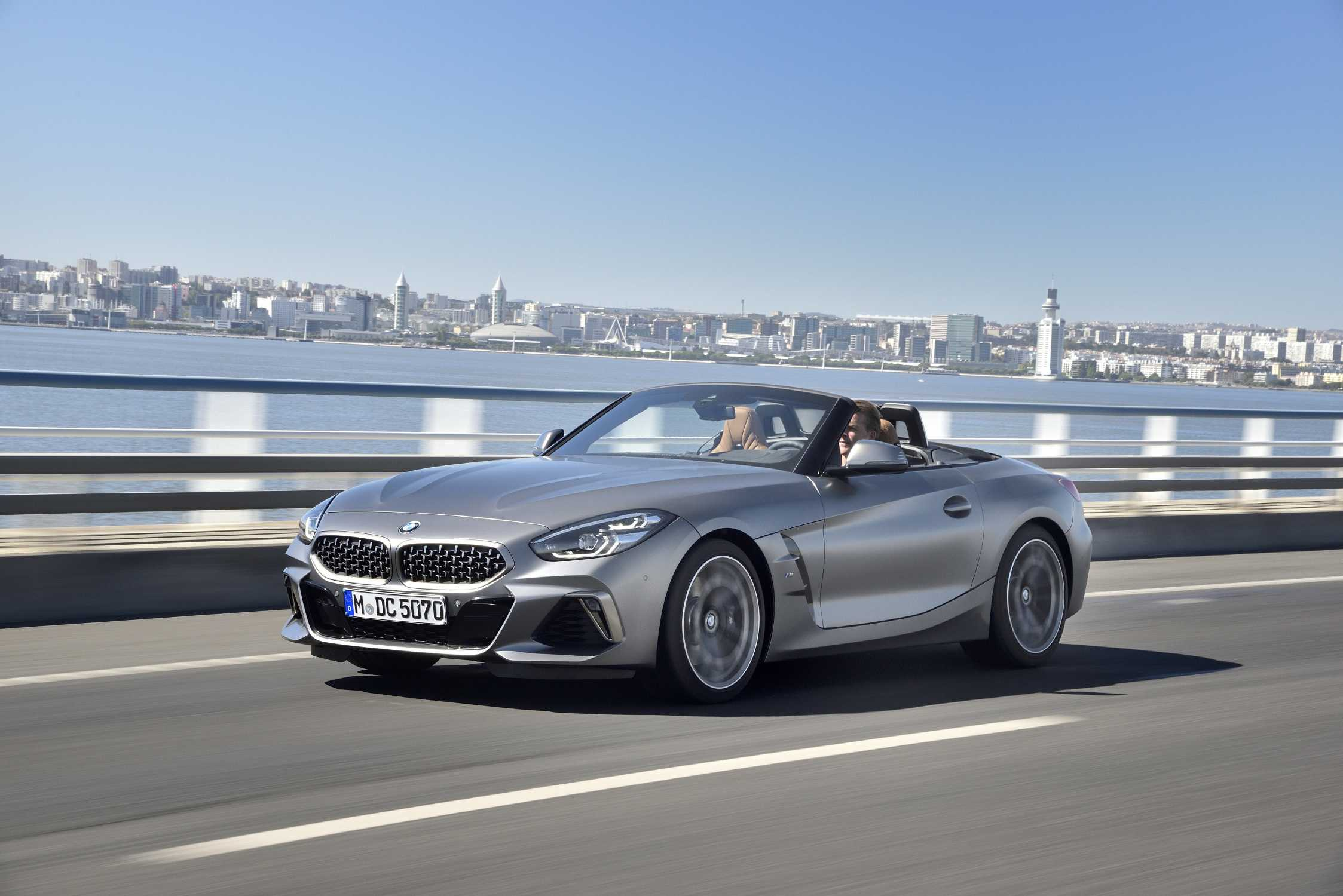 The all-new BMW Z4 now available in Singapore