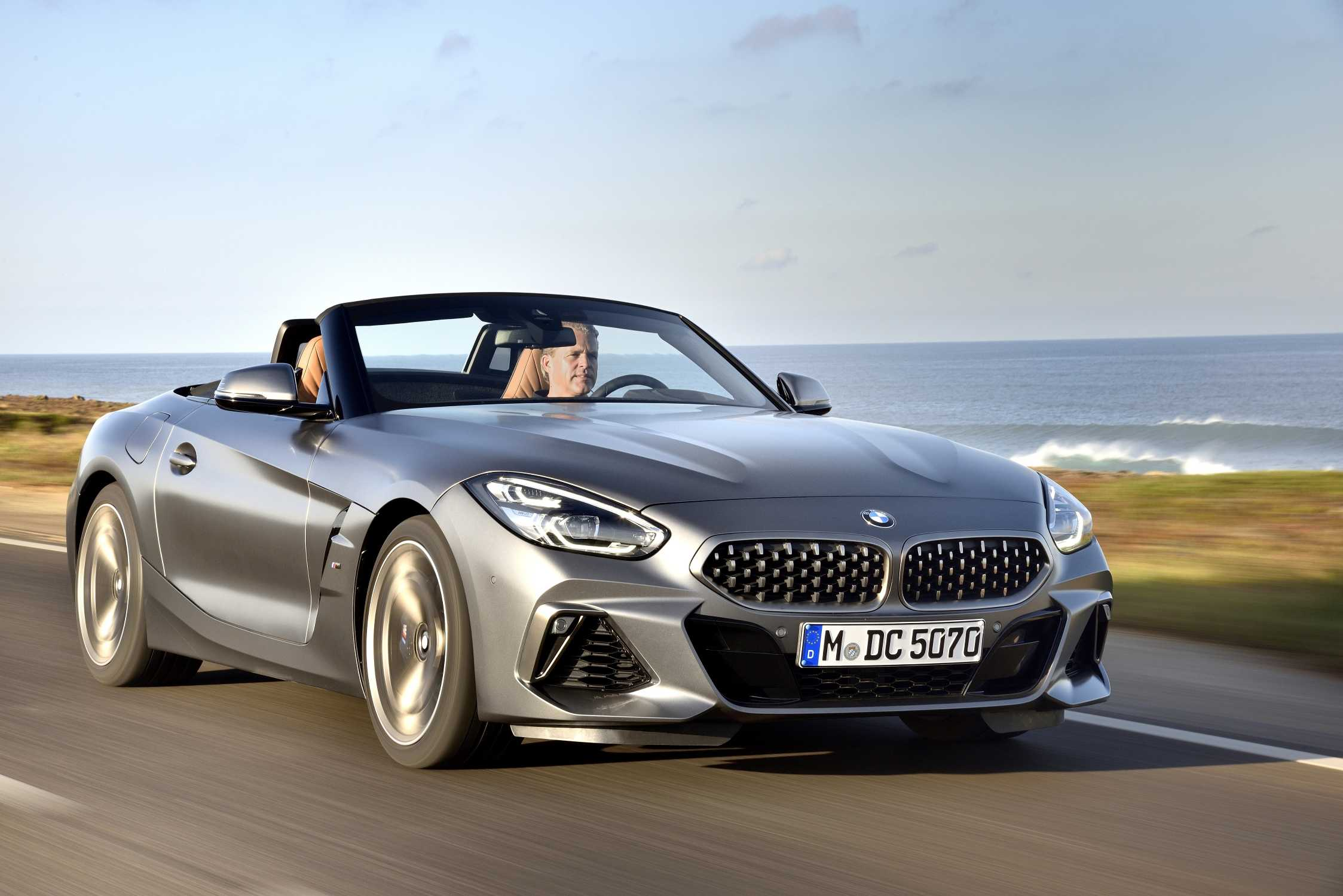 2020 BMW Z4 Roadster First Drive