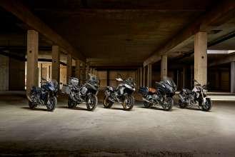 BMW Motorrad R 1250 family (11/2018)