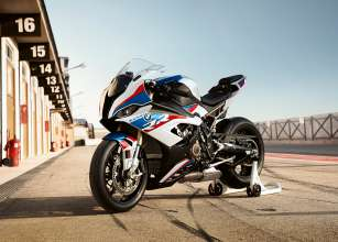 For the first time, BMW Motorrad offers M options and M