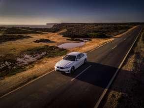 Die neue BMW 330e Limousine (11/2018).