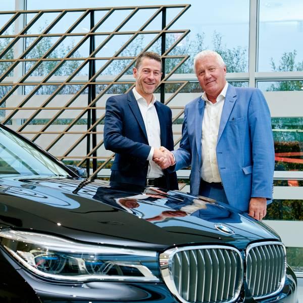 BMW to become the new Official Car Partner of Deceuninck-Quickstep Floors. (11/2018)