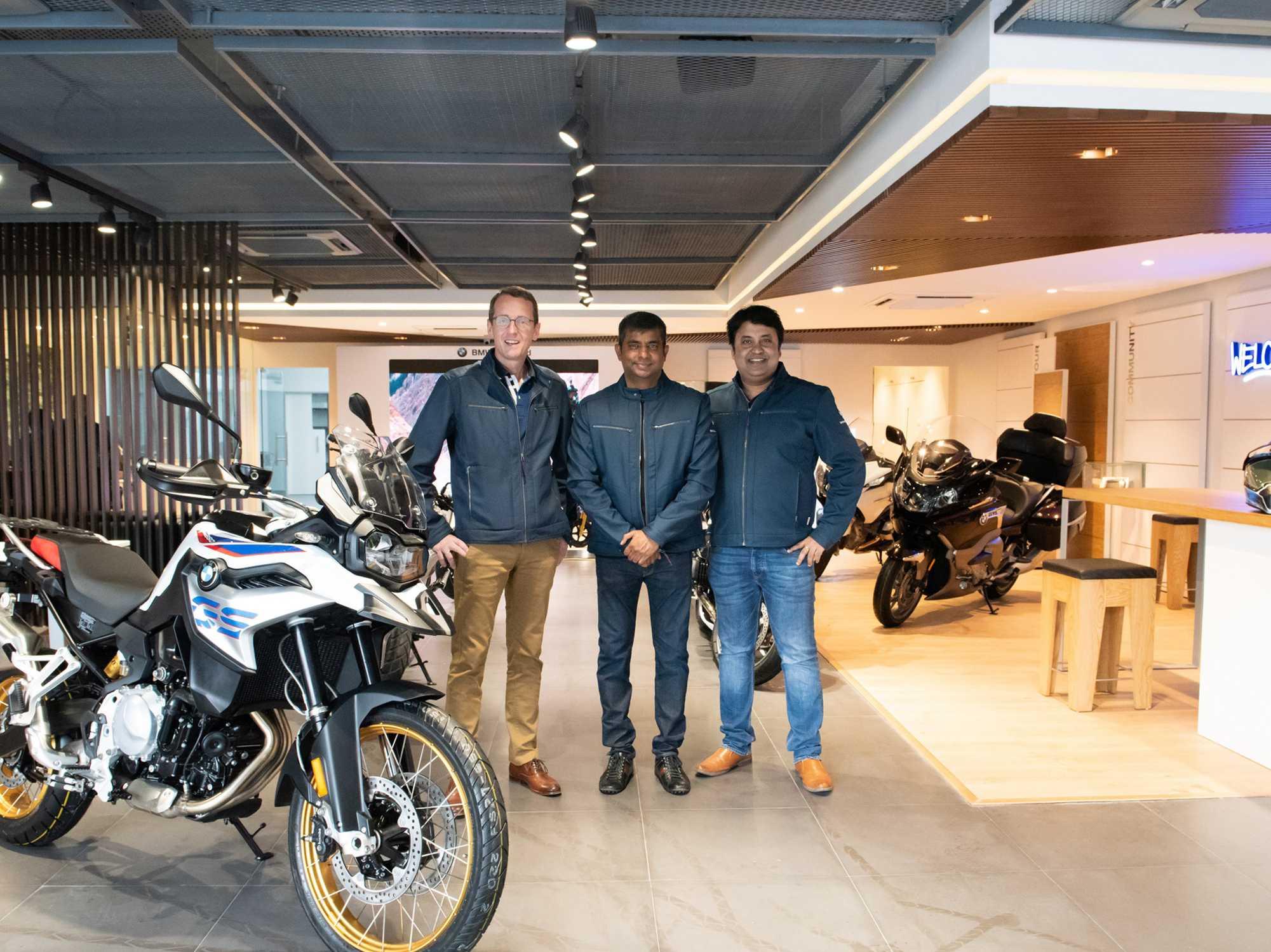 bmw motorrad dealer duitsland