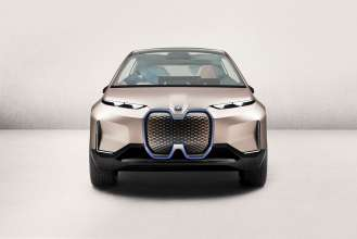 BMW Vision iNEXT (11/2018).