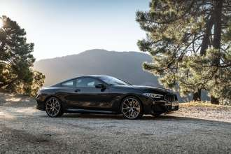 The BMW 8 Series 840d xDrive