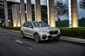 The all-new BMW X5 now available in South Africa (11/2018)