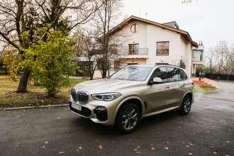 BMW X5 Media Test, Sofia Bulgaria (11/2018)