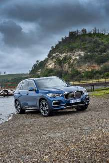 The all-new BMW X5 xDrive30d in South Africa (11/2018)