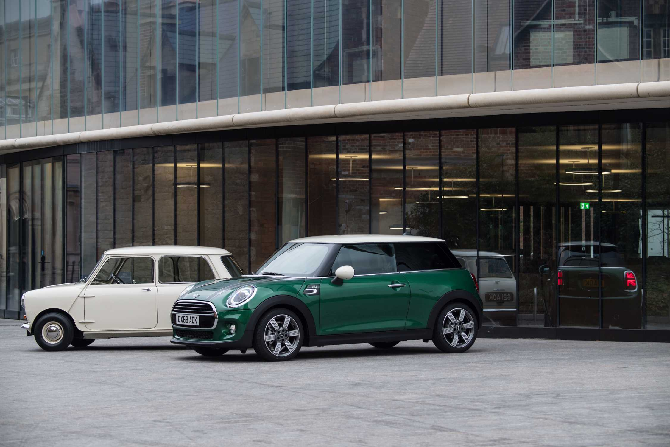 Mini At The Brussels Motor Show 2019