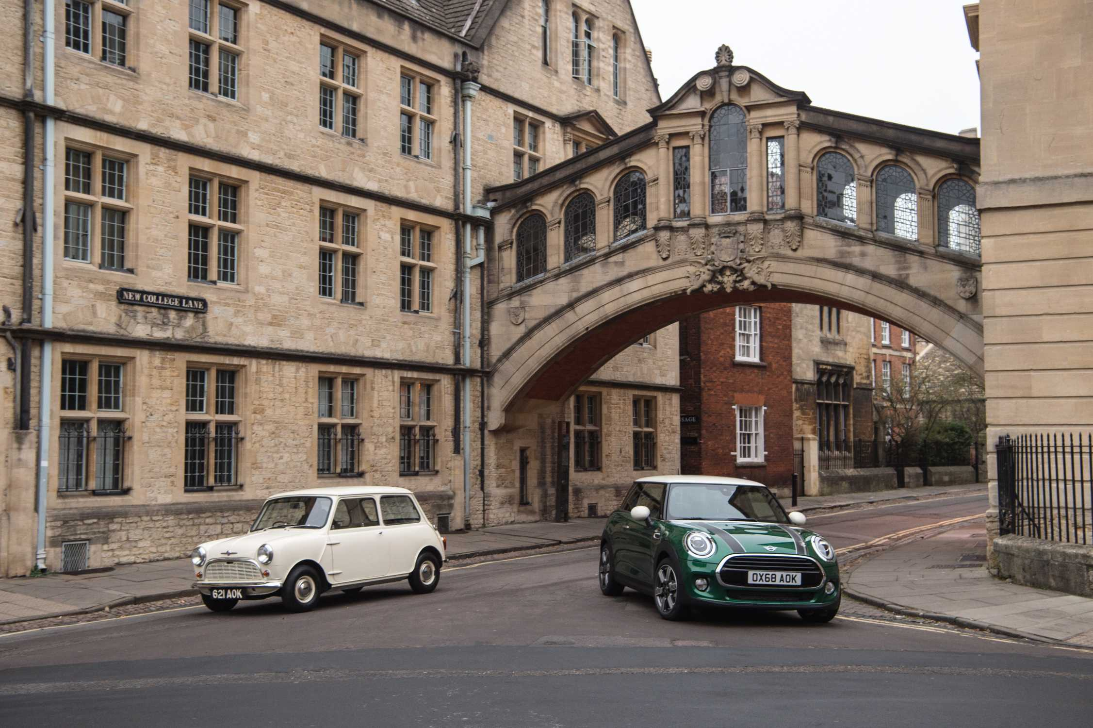 1959 – 2019. SIXTY YEARS OF MINI.
