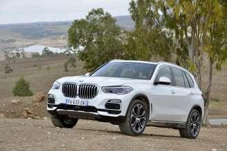 Nouvelle BMW X5 – On location Marrakech