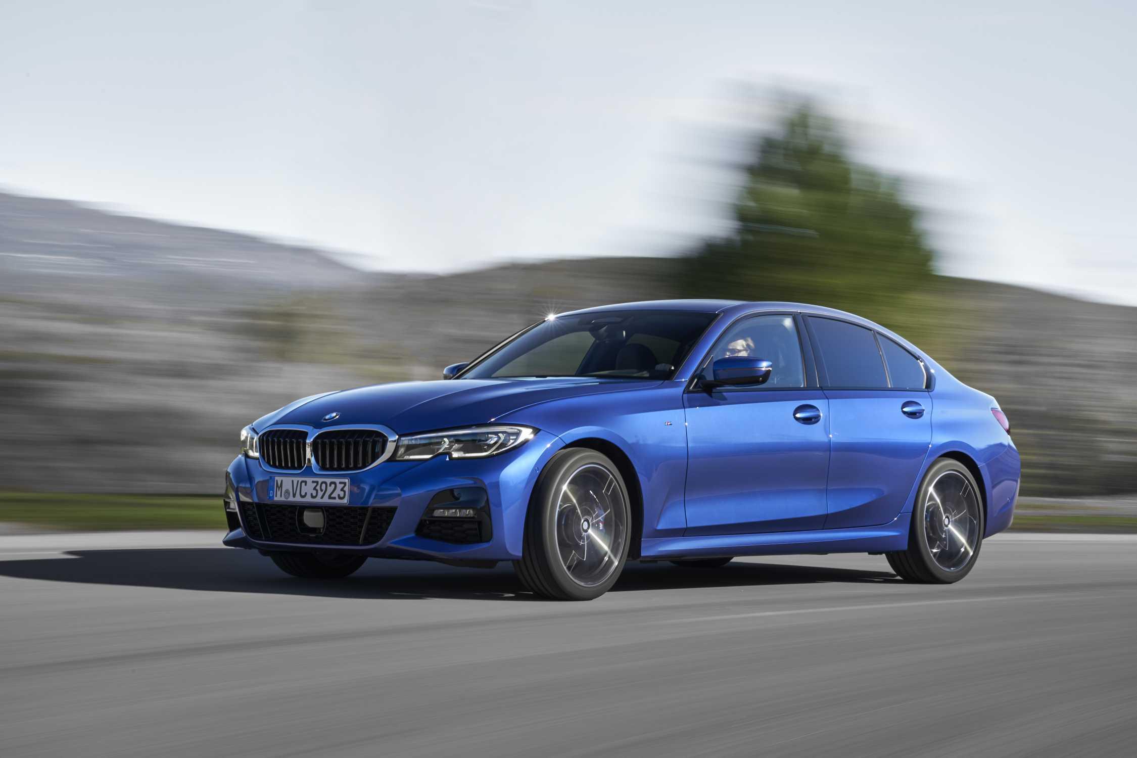 BMW do Brasil inicia campanha de pré-venda do novo Série 3 no país 6f154dd1eb6