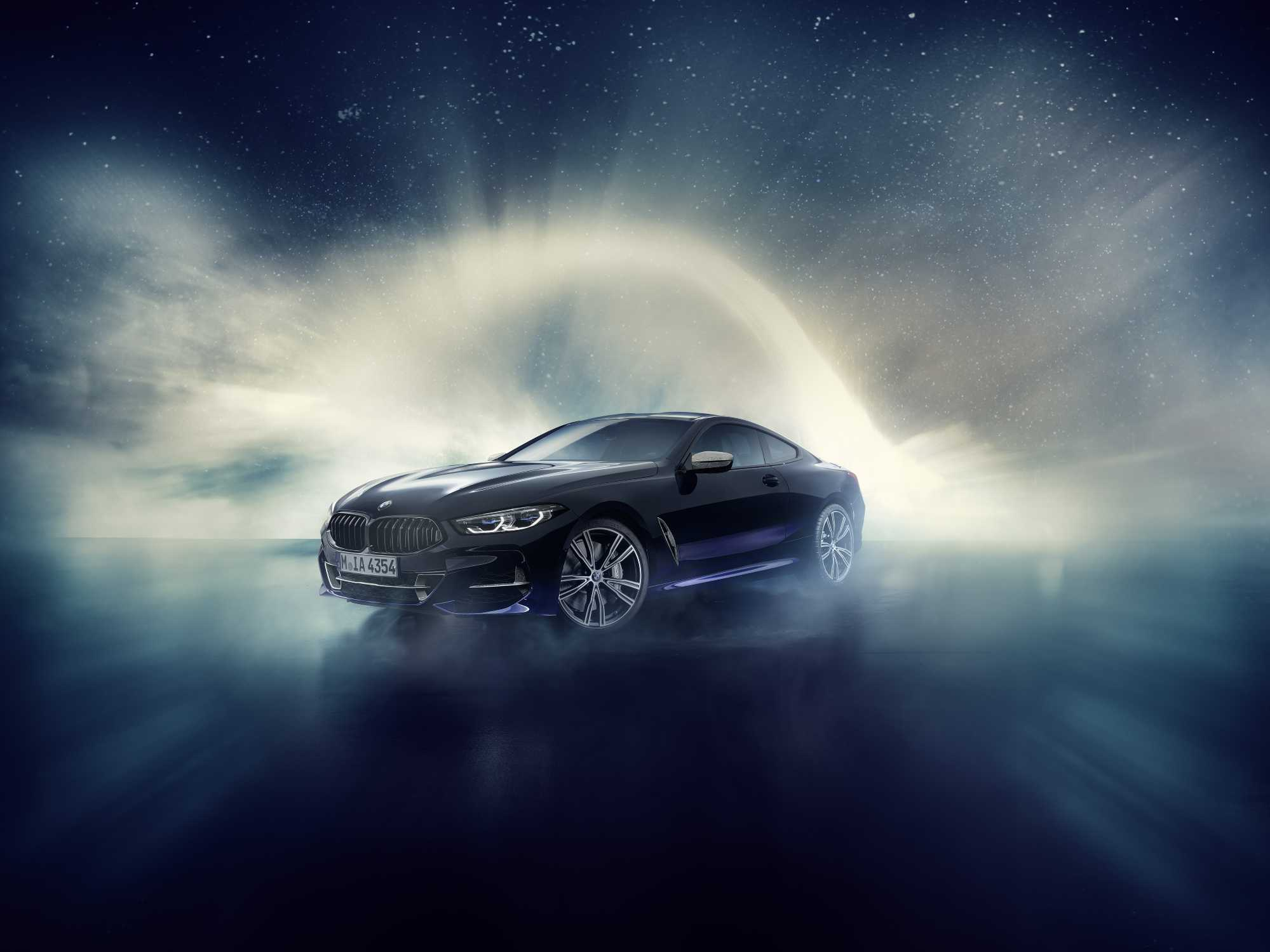 Out Of This World The Bmw Individual M850i Night Sky