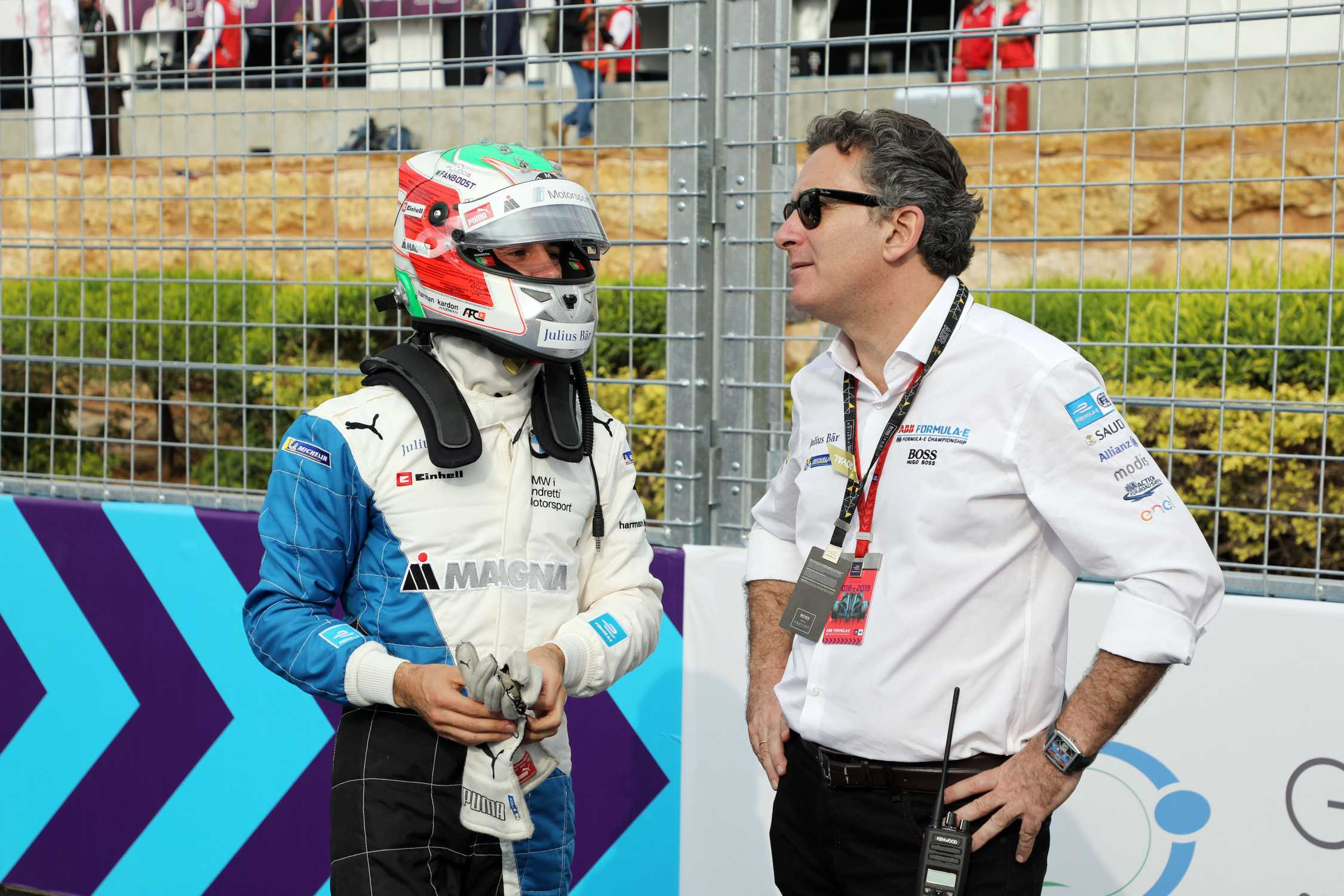 Ad Diriyah (KSA), 15th December 2018  ABB FIA Formula E Championship